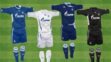 """FIFA 08 """"Формы Шальке 04 (2008-09)"""""""
