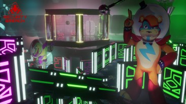Первый геймплейный трейлер Five Nights at Freddy's: Security Breach