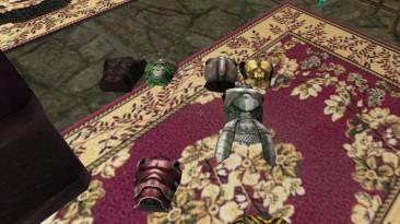 """Morrowind """"Женские кирасы"""""""