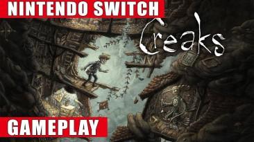 Опубликована запись игрового процесса Creaks