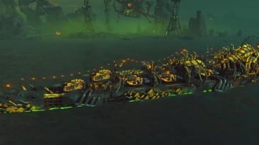 World of Warships - Хеллоуинские камуфляжи