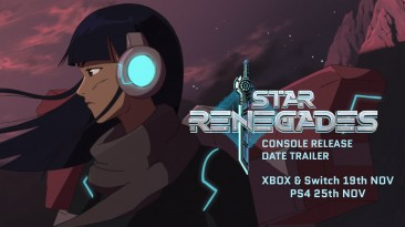 "Объявлена дата релиза рогалика ""Star Renegades"" для консолей"