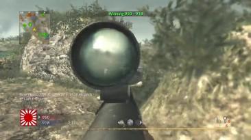 "Call of Duty: World at War ""Еще один геймплей некстгена World at War"""