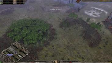 "Warhammer 40.000: Dawn of War ""Карта крепость The Fortress Monastery"""