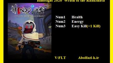 Hindsight 2020 Wrath of the Raakshasa: Трейнер/Trainer (+3) [V FLT] {Abolfazl.k}