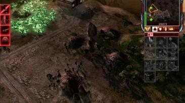 """Command & Conquer 3: Tiberium Wars """"Карта - Burning Rage"""""""