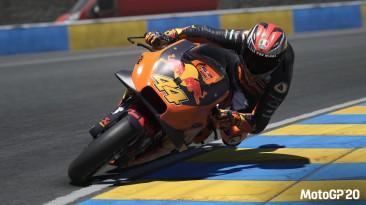 Новый трейлер MotoGP 20 посвящен режиму карьеры