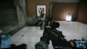 Русский Мясник в Battlefield 3>>> Оскар за озвучку Ч.4