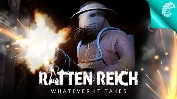 Стартовала Kickstarter-кампания на дизельпанк-RTS Ratten Reich, вдохновлённая мировыми войнами