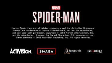 "Spider-Man Web of Shadows ""Интерфейс Insomniac's Spider-Man"""