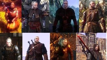 "Witcher 2 ""Legend Item Pack (LIP) (комплекты брони, оружия)"""
