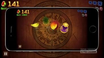 Эволюция Fruit Ninja Games 2010 - 2019
