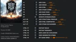 Frostpunk: Трейнер/Trainer (+9/+11/+15) [1.0 - 1.6] {FLiNG}