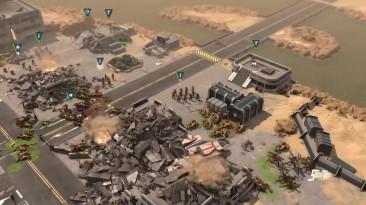 Новое геймплейное видео Starship Troopers - Terran Command с недавней трансляции