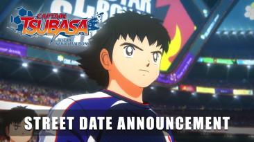 Captain Tsubasa: Rise of New Champions выходит 28 августа