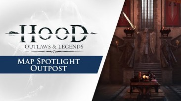 """Новый трейлер Hood: Outlaws & Legends, демонстрирующий карту """"Аванпост"""""""