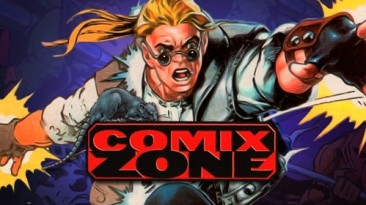 "Comix Zone ""GameRip Soundtrack"""