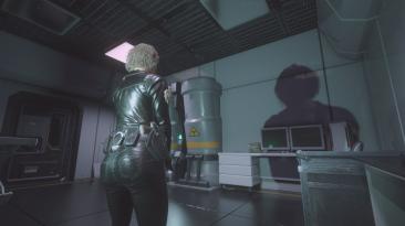 "Resident Evil 3 ""Джилл Ретро полицейский"""