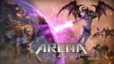 Глобальный феномен Arena of Valor от TiMi Studios в России и в странах Ближнего Востока и Северной Африке