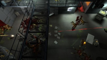 """Alien Swarm """"Infected Lab X/Зараженная лаборатория X"""""""