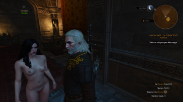 "Witcher 3: Wild Hunt ""Nude Mod (Трисс,Йеннифер, Кейра)"""
