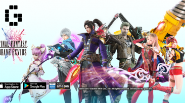 Deus Ex вернулась... в мобильной игре Final Fantasy