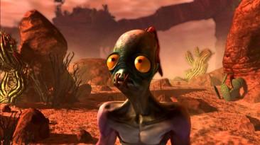 Новый Oddworld будет самым мрачным в истории