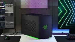 Razer анонсировали настольный компьютер Tomahawk