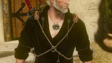 """Witcher 3: Wild Hunt """"Черная рубаха"""""""