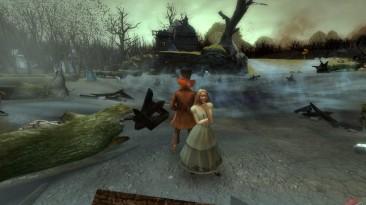 Alice in Wonderland. Ну её