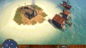 "Age Of Empires 3 ""Карта - Ocean War"""