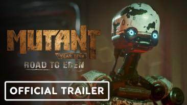 Ролик о полнометражном мультфильме по мотивам Mutant Year Zero: Road to Eden