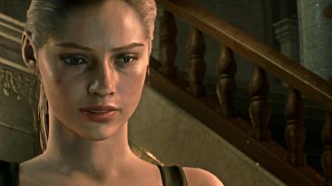 """Resident Evil 2 """"Прическа хвост для Клэр (физичная)"""""""