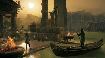 """Состоялся релиз дополнения """"Муки Аида"""" для Assassin's Creed Odyssey"""