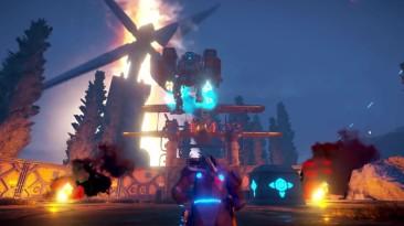 Анонс трейлер Gene Rain для PS4