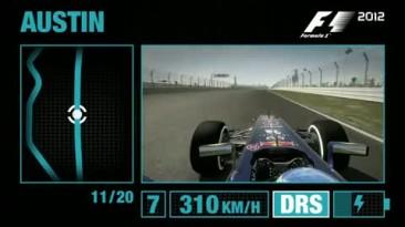 "F1 2012 ""Austin Racenet Hot Lap Trailer"""