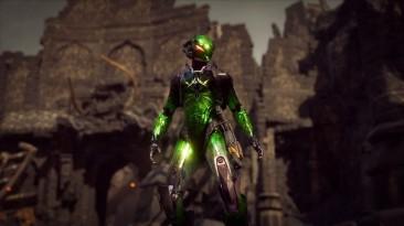 BioWare убрала снег и дарит подарки в Anthem
