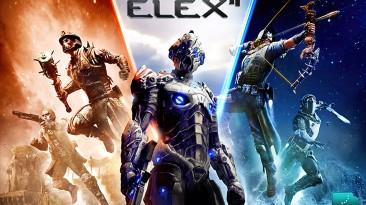 ELEX II - Некоторые ответы на вопросы от разработчиков и видео игрового процесса