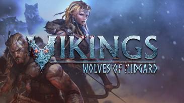 Вышел саундтрек Vikings - Wolves of Midgard