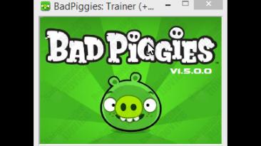 Bad Piggies: Трейнер/Trainer (+2) [v1.5.0.0] [x32x64bit] {SiO}