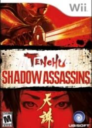Обложка игры Tenchu: Shadow Assassins