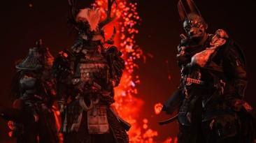 Многопользовательский режим в Ghost of Tsushima получил новое обновление