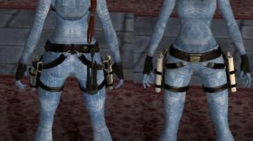 "Tomb Raider ""Jeans winter"""