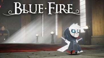 Blue Fire выйдет 4 февраля для Switch и ПК, позже для PS4 и Xbox One