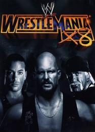 Обложка игры WWF WrestleMania X8