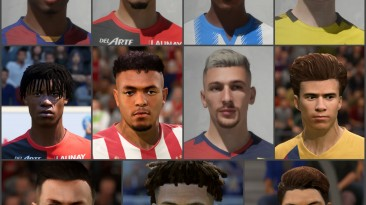 """FIFA 20 """"Facepack All in one by Tom"""""""