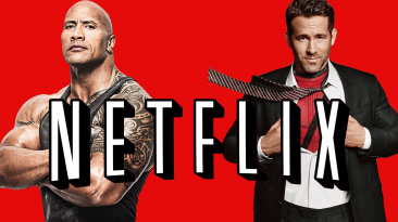 """Netflix скоро озвучит дату выхода экшен-комедии """"Красное уведомление"""" с Дуэйном Джонсоном и Райаном Рейнольдсом"""