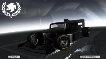 "Need for Speed ProStreet ""Beck Kustoms F132"""