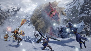 Monster Hunter Rise выйдет на ПК в 2022 году