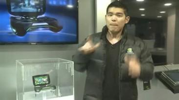 "Burn Zombie Burn ""Геймплей на Nvidia Project Shield"""